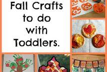 Fall Crafts / by Jennifer McRoy Lowder
