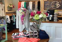 Display Ideas For My Boutique / by Elizabeth Boutique