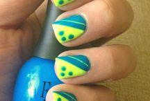 nails / by Bailey Serafin
