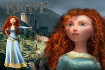 Scottish Movie - Brave / For the Scot in all of us who long to be free... and Brave! / by Daniel Bickhart