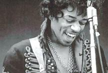 Hendrix / The genius / by John Melody