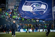 Seahawks!! / by Becky Prihar