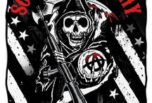 Sons of Anarchy  / by Noel geraghty