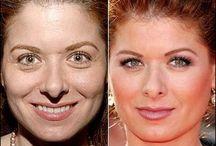 Stars With No Make-Up / by Linda Denver