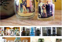 Cool Craft Ideas!! / by Alyssa Marie Murray! :)