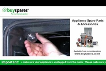 Cooker / Oven DIY Repair Videos / Save money by repairing your cooker and oven with our 'how to videos' from Buyspares.co.uk. / by BuySpares