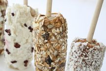 Snacking healthy / by Carrie Lundell
