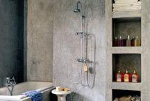 bathrooms / by Jena Lee