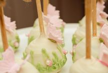 cakepops and candies / by Sylvia Sweat