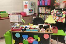 Classroom Ideas / by Ashlee Byrd