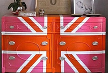 Painted furniture / by Cindy Emigh