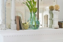 Decor: MIRRORS / Mirror, mirror on the wall what are the cutest DIY mirrors of them all.  / by Songbird Blog