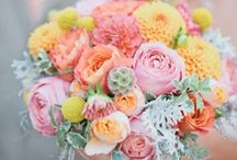 Summer Bride / summer wedding inspiration / by Atelier Rousseau Bridal