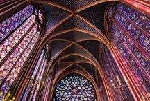 Cathedrals / by Tresia Mitchell