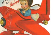 Vintage Valentines / by Becky D.