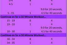 work it out / by PurpleGem83