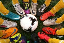 """""""Score"""" - My Soccer Happy Place! / by Melissa Haggerty"""
