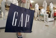 GAP / my all time fav store since i was a teen / by Karrie ღ Miller