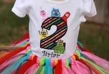 Rileys 1st Birthday  / by Courtney Scott