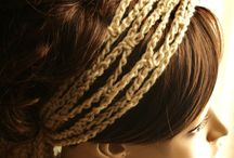 Hair styles / accessories / by Sara Milez