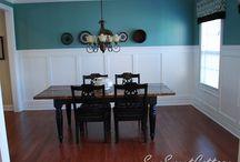 Dining Room / by SeanandVirginia Alvers