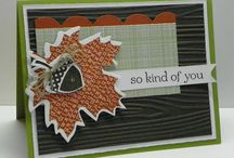 Stampin' Up! Fall Ideas / by Be Creative With Nicole