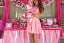 Kaleigh Rae's first birthday <3 / by Brianna Hagen
