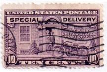 Stamps / by Steve VanderLeest