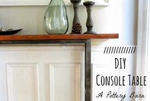 DIY Furniture Projects For Joe / by Amy Vance
