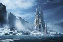 fantasy art / by Katherine Thomas