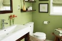 Bathroom  / by Maggie Sobusiak