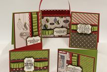 card/craft ideas / by Gina Tarrence