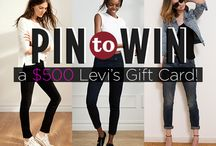 Pin to Win Your Fall Fashion Faves Contest / I'm pinning for a chance to win a gift card in the Women's Health Pin Your Fall Fashion Faves Contest! #PinToWinYourFallFashionFavesContest  / by Shannon Russ