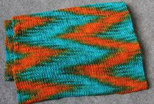 Fiber Arts : Flashing and Pooling and Striping (oh my!) / by Rachel Kluesner