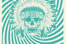 Skull art / Skulls / by Daniel C