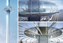 Scary Sky-High Observation Decks / by ✈ 100 places to visit before you die