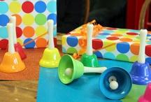 1st birthday ideas / by Megan O'Neill