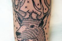 Tattoos / by Kimberly-James Bell
