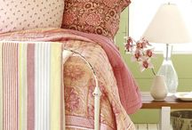 bedrooms / by Pam Taylor