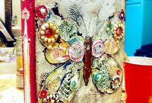 Art Journaling and Mixed Media / by Cathy Dippolito