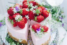 Sweets & Sweet Baking / by Jennifer S