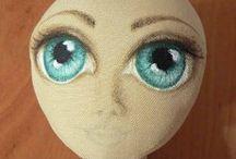 como armar muñecos / by Addy Leyva