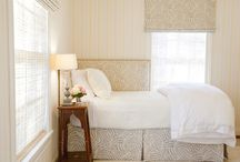 Bedrooms / by Susan In France
