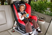 Car and booster seats / by Safe Kids Worldwide