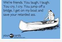 funny / by Tara Lynn Meraz