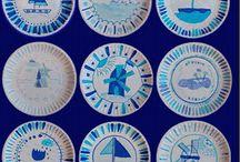 Delfts blauw / by Daniëlle Beckers
