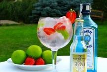 GinTonic Bombay Sapphire / Relax total cuando le dedicas tiempo a tu bebida favorita #GinTonic / by El Milano Real Hotel