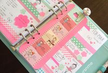 planner & stationery love / Kate spade, kikki  k, filofax, pens, post its, and stickers galore! Check out my printables board as well! ✒ / by Marguerite Boone