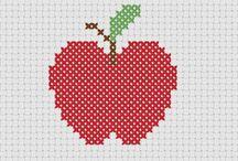 Crafts / Cross Stitch / by Aleksandra Roo