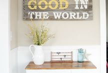 Decor / by Lindsey McMillan